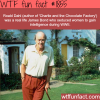 roald dahl real life james bond