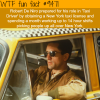 robert de niro in taxi driver wtf fun fact