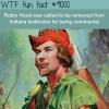 robin hood is communist wtf fun fact