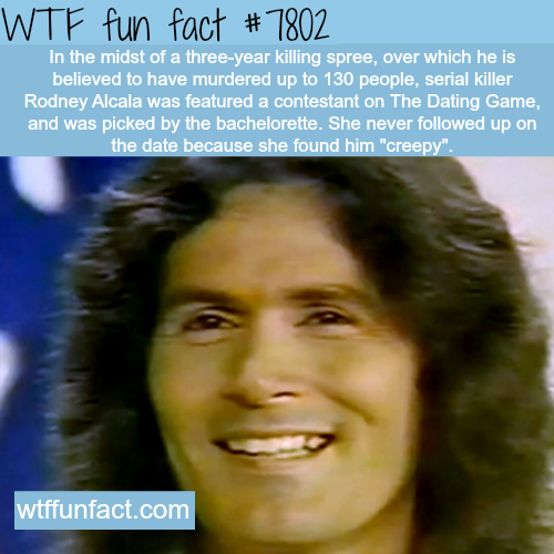 "Rodney Alcala ""The Dating game killer"" - WTF fun facts"