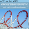 roller coaster facts wtf fun facts