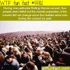 rolling stones concert wtf fun facts