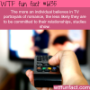 romance on tv wtf fun facts