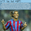 ronaldinho the magician wtf fun facts