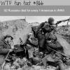 russian casualties in ww2 wtf fun fact
