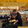 sacramentos library of things wtf fun fact