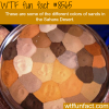 sahara desert wtf fun facts