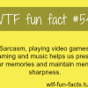 sarcasm health