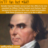 senator daniel webster wtf fun facts