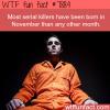 serial killers wtf fun facts