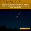 shooting stars wtf fun fact