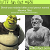 shrek and maurice tillet
