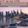 singapore wtf fun facts