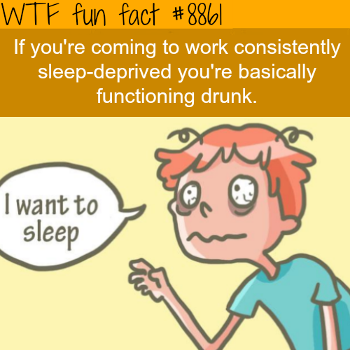 Sleep-deprivation - WTF fun facts