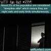 sleepless elite wtf fun facts