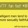 smart men facts