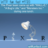 some amazing facts about pixar