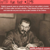 some facts about joseph stalin wtf fun facts