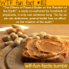source the effects of peanut butter on the