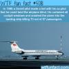soviet pilot crashes a plane because of a bet