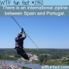 spain and portugal zipline