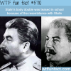 stalins body double wtf fun fact