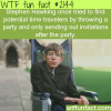 stephen hawking s time travelers party