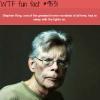stephen king wtf fun fact