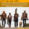 stray dog follows a racing team for 430 miles