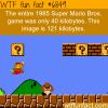 super mario bros game wtf fun fact