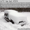 swedish man survives for two months just by eating snow
