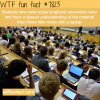 taking notes with your laptop wtf fun facts