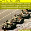 tank man wtf fun facts