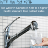 tap water in canada