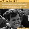 ted kennedy wtf fun fact
