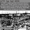 the 1937 natural gas leak explosion
