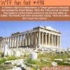 the acropolis in greece wtf fun facts