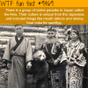 the ainu people of japan wtf fun fact