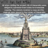 the ancient city of alexandria wtf fun facts