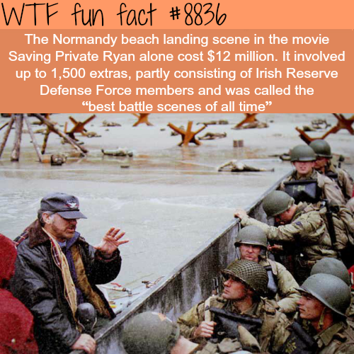 The best battle scenes of all time - WTF fun facts