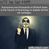 the best of anonymous wtf fun facts