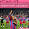 the best soccer players in history wtf fun fact