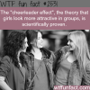 the cheerleader effect theory is right