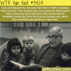 the creator of curious george wtf fun facts