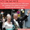 the danish monarchy wtf fun facts