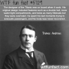 the designer of the titanic wtf fun facts