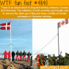 the dispute between canada and denmark over an