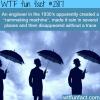 the engineer who created a rainmaking machine