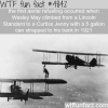 the first aerial refueling wtf fun facts
