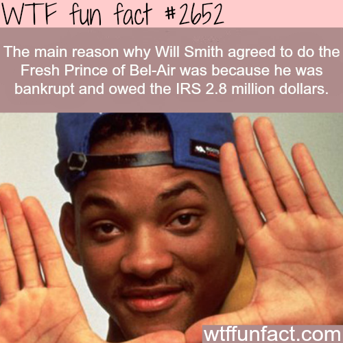 The Fresh Prince of Bel-Air - WTF fun facts
